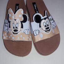 Chinelo Minie Mouse Disney Melissa - 30 - Não informada ( Replica)