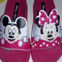 Par de chinelos Minie Mouse Melissa Disney Rosa - 30 - Não informada ( Replica)