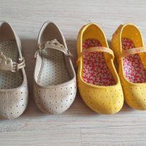 Lote de sandálias - 25 - plugt