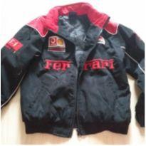 Jaqueta esportiva Ferrari - 10 anos - Ferrari
