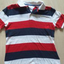 Polo tommy - 8 anos - Tommy Hilfiger
