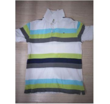 Polo Tommy - 10 anos - Tommy Hilfiger