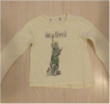 Blusa manga comprida - 3 anos - Zara