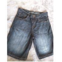 Bermuda jeans Free Planet - 12 anos - Free Planet