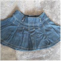 Saia jeans Tommy - 4 anos - Tommy Hilfiger