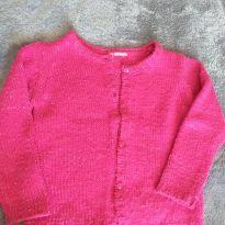 Casaquinho EPK rosa pink charmoso - 4 anos - EPK (Sem etiqueta)