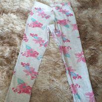 Calça legging - 4 anos - Fuzarka