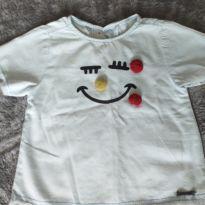 Blusa estampada - 3 anos - Mania Kids