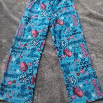 Calça pijama - 6 anos - Marca não registrada