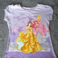 Blusa Disney princesas - 6 anos - Disney