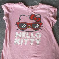 Blusa Hello Kitty - 5 anos - sem etiqueta e Hello  Kitty