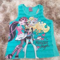 Regata Monster High - 6 anos - Monster High