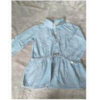 Vestido Jeans Carter`s - 2 anos - Carter`s