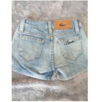 Short jeans Lacoste - 2 anos - Lacoste