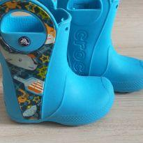 Galocha Crocs azul fundo do mar - 26 - Crocs