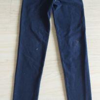 Calça legging jeans - 6 anos - Sem marca e sem etiqueta