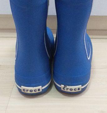 Galocha azul Crocs - 30 - Crocs