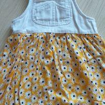 Vestido Fábula margaridas 2 anos - 2 anos - Fábula e Fábula para C&A