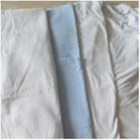 Lote de lençol de berço com elástico -  - Sem marca