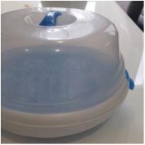 Esterilizador de mamadeiras Munchkin e pote de medidas Avent -  - Munchkin