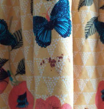 Vestido amarelo borboletas Fábula 2 anos - 2 anos - Fábula