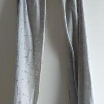 Echarpe cinza Zara -  - Zara e etiqueta foi cortada