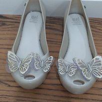 Melissa glitter borboletas 30 - 30 - Melissa