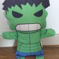 Almofada Hulk -  - Marca não registrada