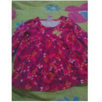 Vestido estampado - 6 meses - Brandili