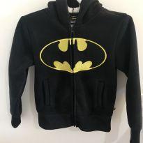 Casaco quentinho do Batman - 8 anos - C&A