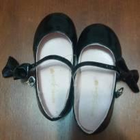 Sapato preto - 23 - Ortopé