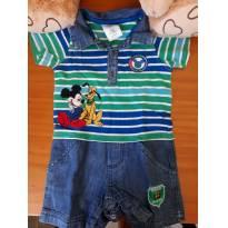 Body Disney - 9 a 12 meses - Disney