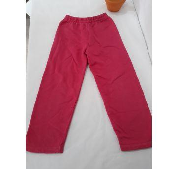 0197- calça rosa de moletom - 3 anos - KiKA