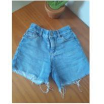 0248- short jeans curto - 24 a 36 meses - Amy Coe