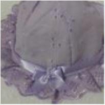 chapéu lilás -  - Não informada