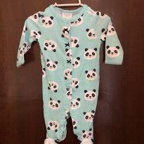 Macacão/pijama carter's - 3 meses - Carter`s