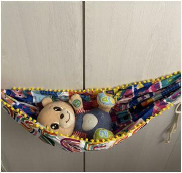 Rede para bebê da marca mooui - Sem faixa etaria - Mooui