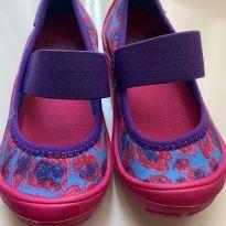 Sapatilha crocs rosa - 20 - Crocs