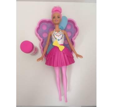 Barbie dreamtopia bubble fairy doll - Sem faixa etaria - Barbie