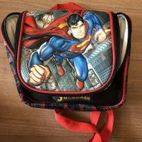 Lancheira super man -  - DC Comics