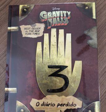Livro o diário de gravity falls - Sem faixa etaria - Livros