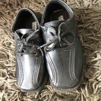 Sapato social menino tamanho 23 - 23 - Sonho de Criança