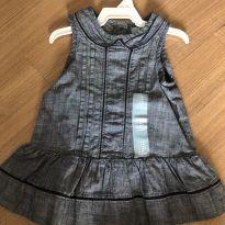 Vestido baby Gap tamanho 3-6meses - 3 a 6 meses - Baby Gap