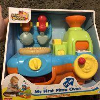 Brinquedo bebê Minha primeira pizzaria -  - Little learner