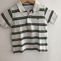 Polo Tommy Hilfiger tamanho 3 - 3 anos - Tommy Hilfiger