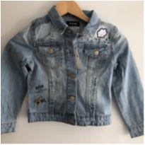 Jaqueta jeans tamanho 8 - 8 anos - Kiabi
