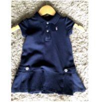 Vestido polo Ralph Lauren tamanho 12meses - 1 ano - Ralph Lauren