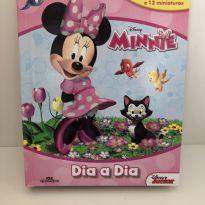 Livro Minnie (somente livro não possui miniaturas) -  - Editora Melhoramentos