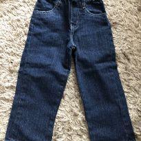 Calça jeans tamanho 2 - 2 anos - Marca não registrada