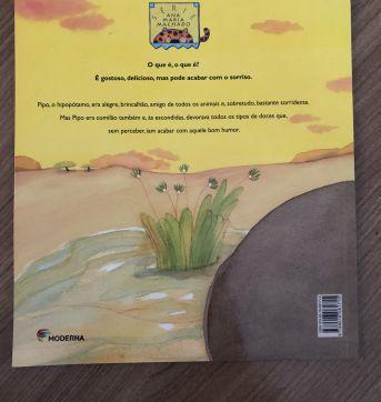 Livro: Balas, Bombons, Caramelos - Ana Maria Machado - Sem faixa etaria - Editora Moderna